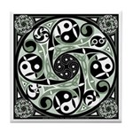 Celtic Stepping Stone Tile Coaster