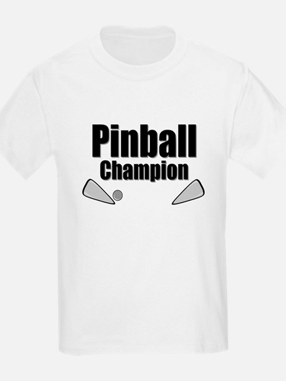 Old School Pinball Arcade Gam T-Shirt
