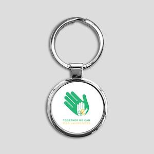 BWS Awareness 2018 Keychains