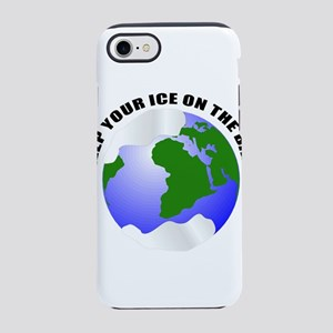 save the earth iPhone 8/7 Tough Case
