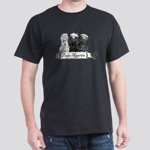 Scottish Terrier Chefs Dark T-Shirt