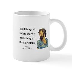Aristotle 13 Mug