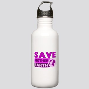 Save the earth Stainless Water Bottle 1.0L
