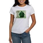 GREEN IRISH GORILLA Women's T-Shirt