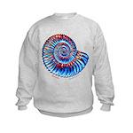 Ammonite Kids Sweatshirt