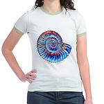 Ammonite Jr. Ringer T-Shirt