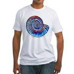 Ammonite Fitted T-Shirt