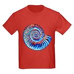 Ammonite Kids Dark T-Shirt