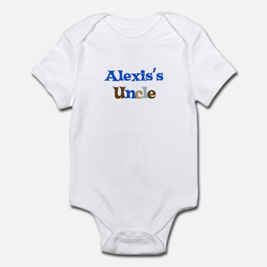 Alexis's Uncle Infant Bodysuit