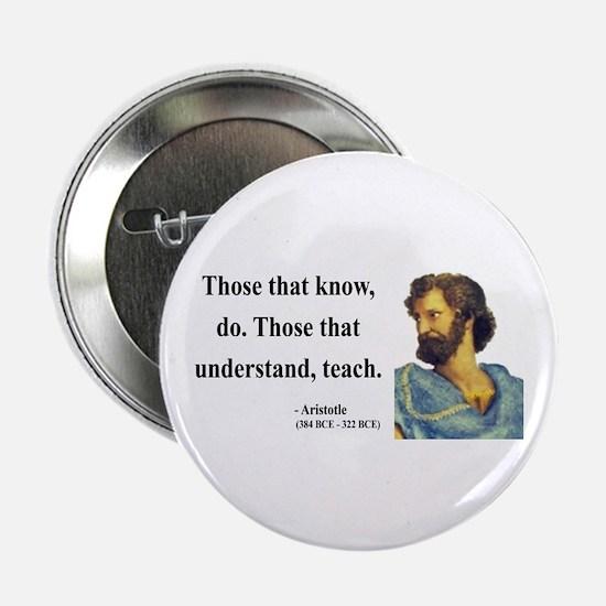 "Aristotle 15 2.25"" Button"