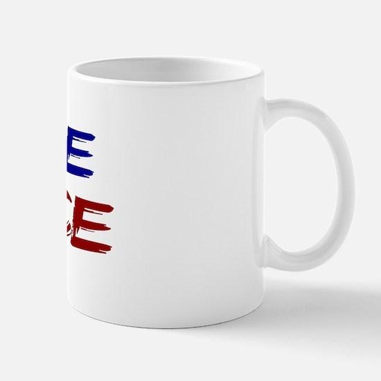 Wage Peace Mug