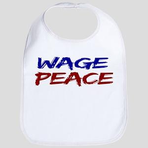 Wage Peace Bib
