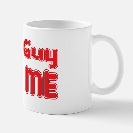 A Tire Guy Loves Me Mug