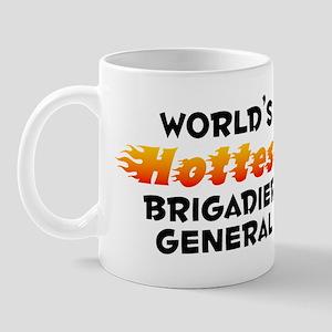 World's Hottest Briga.. (B) Mug