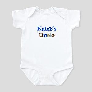 Kaleb's Uncle Infant Bodysuit