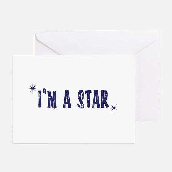 I'm a Star Greeting Cards (Pk of 20)