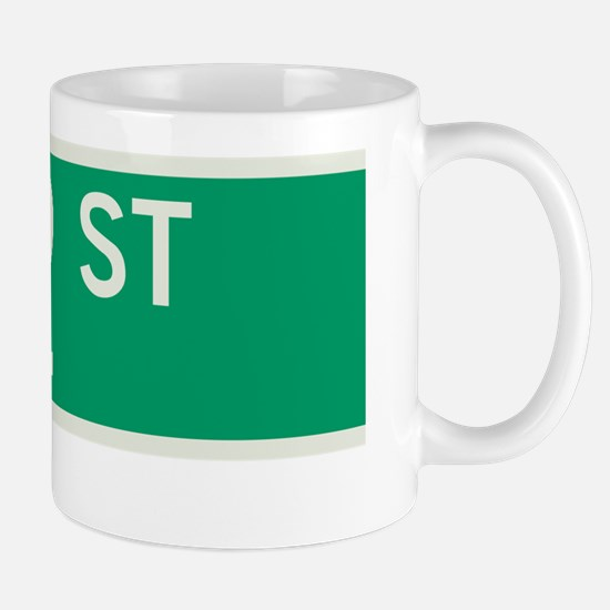 82nd Street in NY Mug