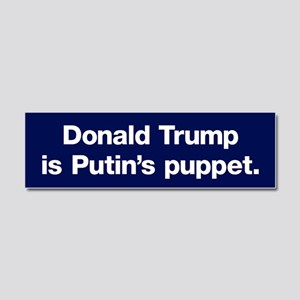 Trump Is Putin's Puppet Car Magnet 10 X 3