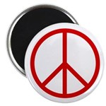 "Peace 2.25"" Magnet (100 pack)"