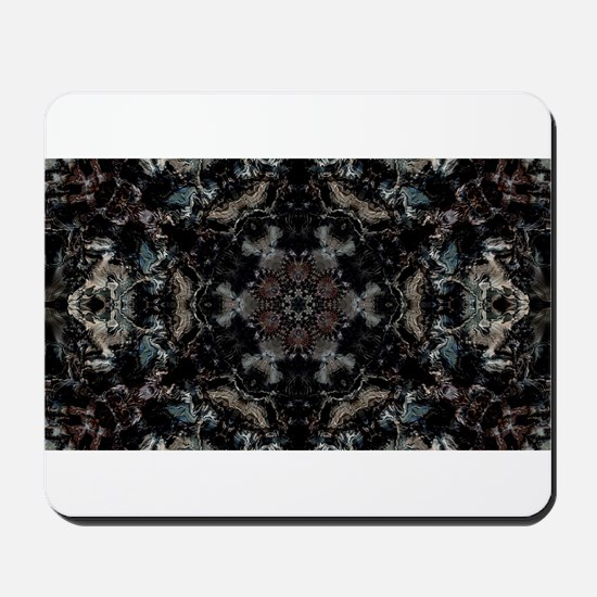 abstract fractal art Mousepad