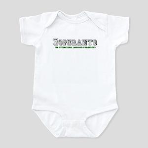Esperanto Infant Bodysuit