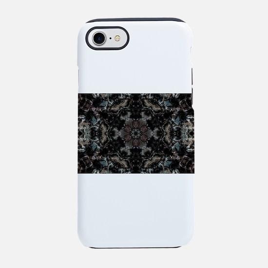 abstract fractal art iPhone 8/7 Tough Case