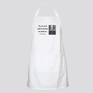 Shakespeare 12 BBQ Apron