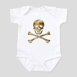 Jolly Roger 1 Infant Bodysuit