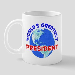 World's Greatest Presi.. (E) Mug