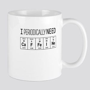 I periodically need Caffeine Mugs