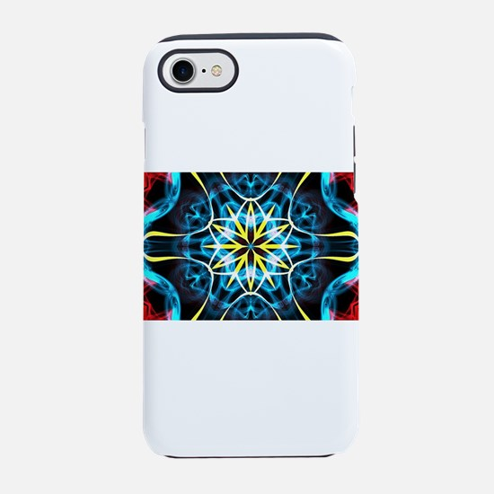 abstract fractal art iPhone 8/7 Tough Case