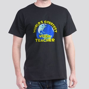 World's Greatest Yoga .. (D) Dark T-Shirt