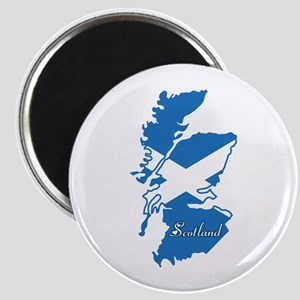 Cool Scotland Magnet