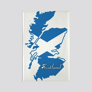 Cool Scotland Rectangle Magnet