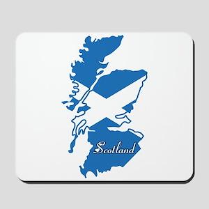 Cool Scotland Mousepad