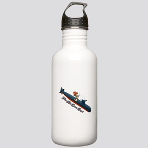 Sub Pin-Up Stainless Water Bottle 1.0L