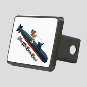 Sub Pin-Up Rectangular Hitch Cover