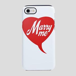 Marry me iPhone 8/7 Tough Case
