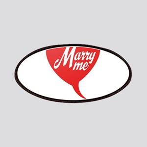 Marry me Patch