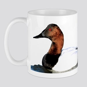 Canvasback Duck Mug