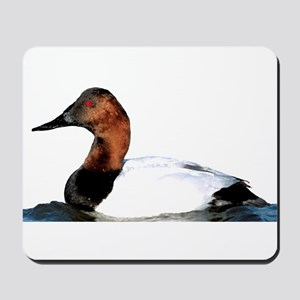 Canvasback Duck Mousepad