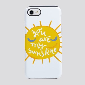 you are my sunshine iPhone 8/7 Tough Case