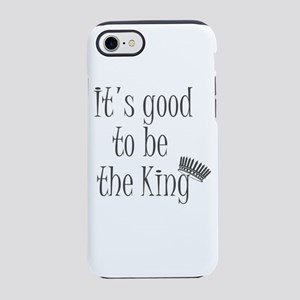 It's good to be the king iPhone 8/7 Tough Case