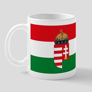 Hungary Flag Mug
