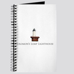 Solomon's Lump Lighthouse Journal