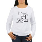 10x10_apparelTopCombo Long Sleeve T-Shirt