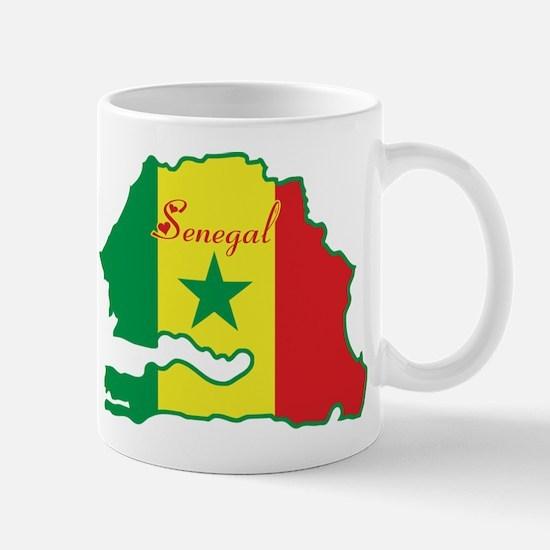 Cool Senegal Mug