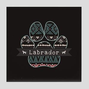 Labrador Tile Coaster