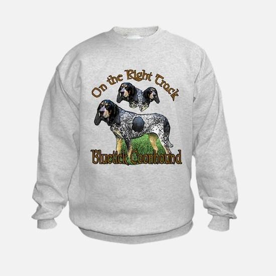 Bluetick Coonhound Gifts Sweatshirt