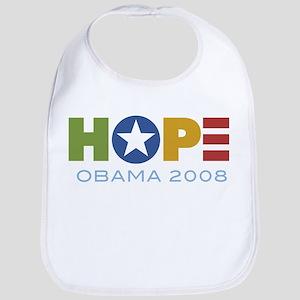 Obama Hope Bib